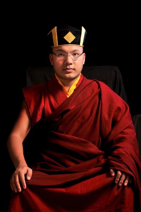 Karmapa Ogyen Trinley Dorje