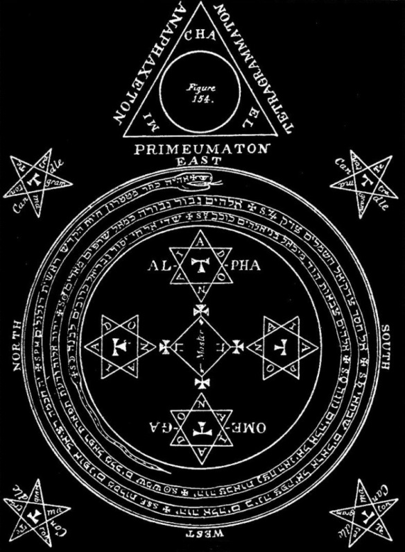 Magical Circle of King Solomon