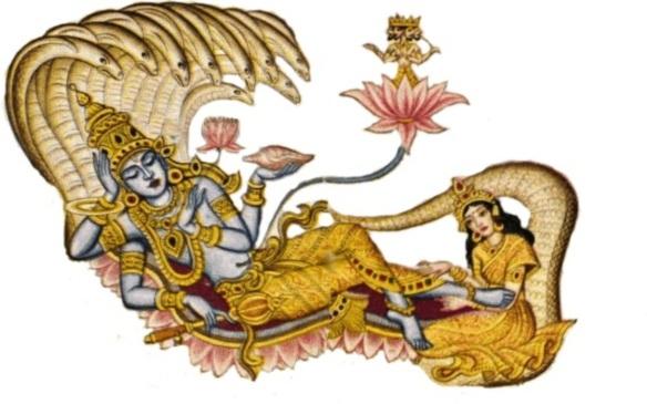 Vishnu Lakxmi Sheeshananta