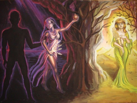 The_return_of_Persephone_by_CORinAZONe