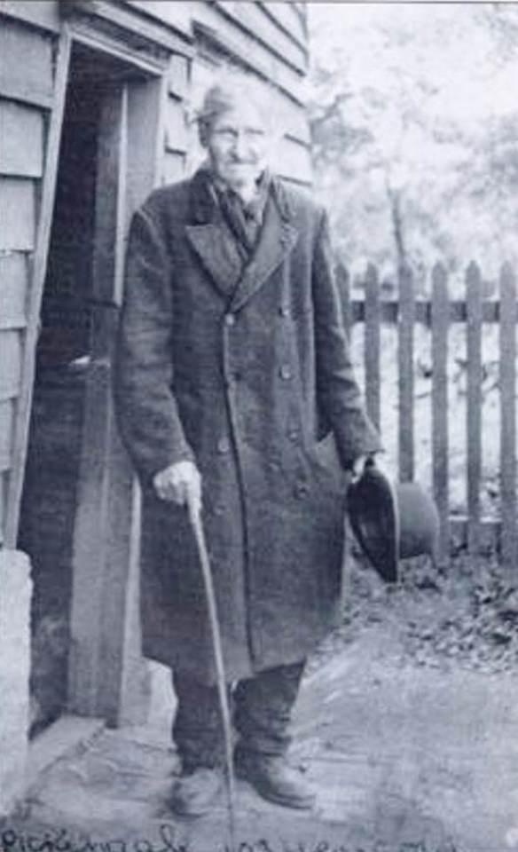 Old George Pickingale