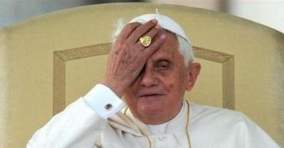pope-benedict-xvi-with-massive-headache