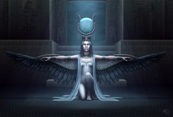 Isis Winged