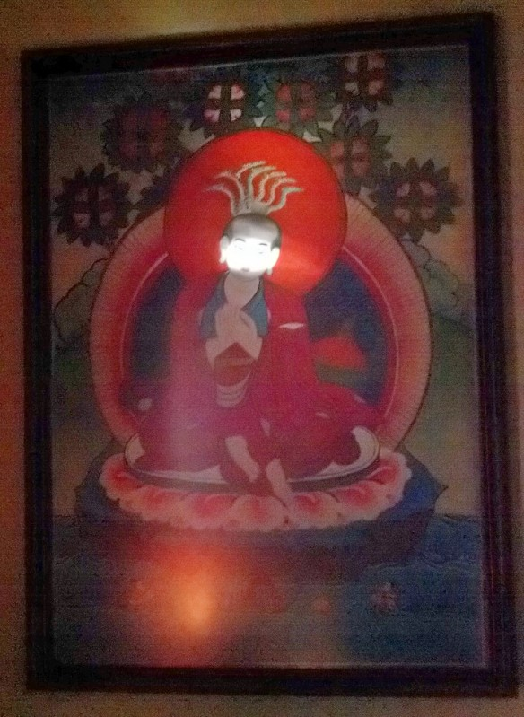 Lightened Nagarjuna