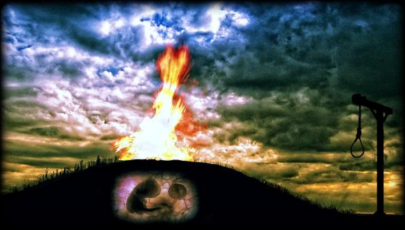 The Indwelling Fire
