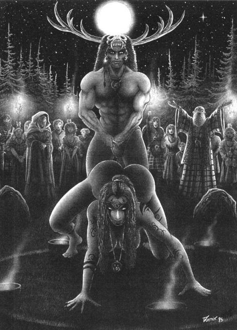 Pagan Sex Rites 75