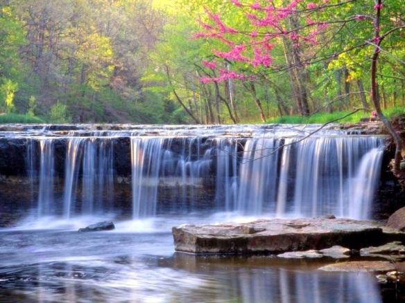 springwaterfall