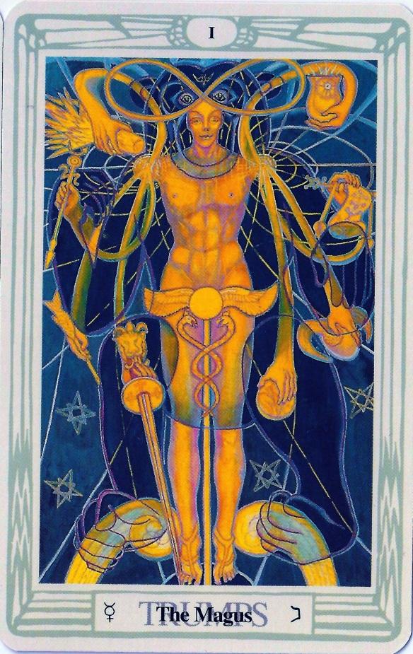 AC Magus ctarot card 3