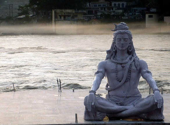 Shiva Ganges