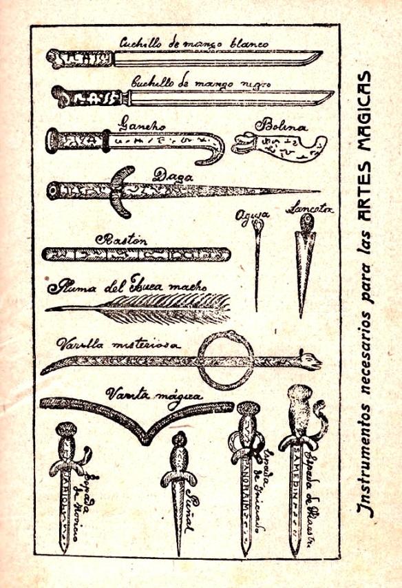 Solomonic Tools