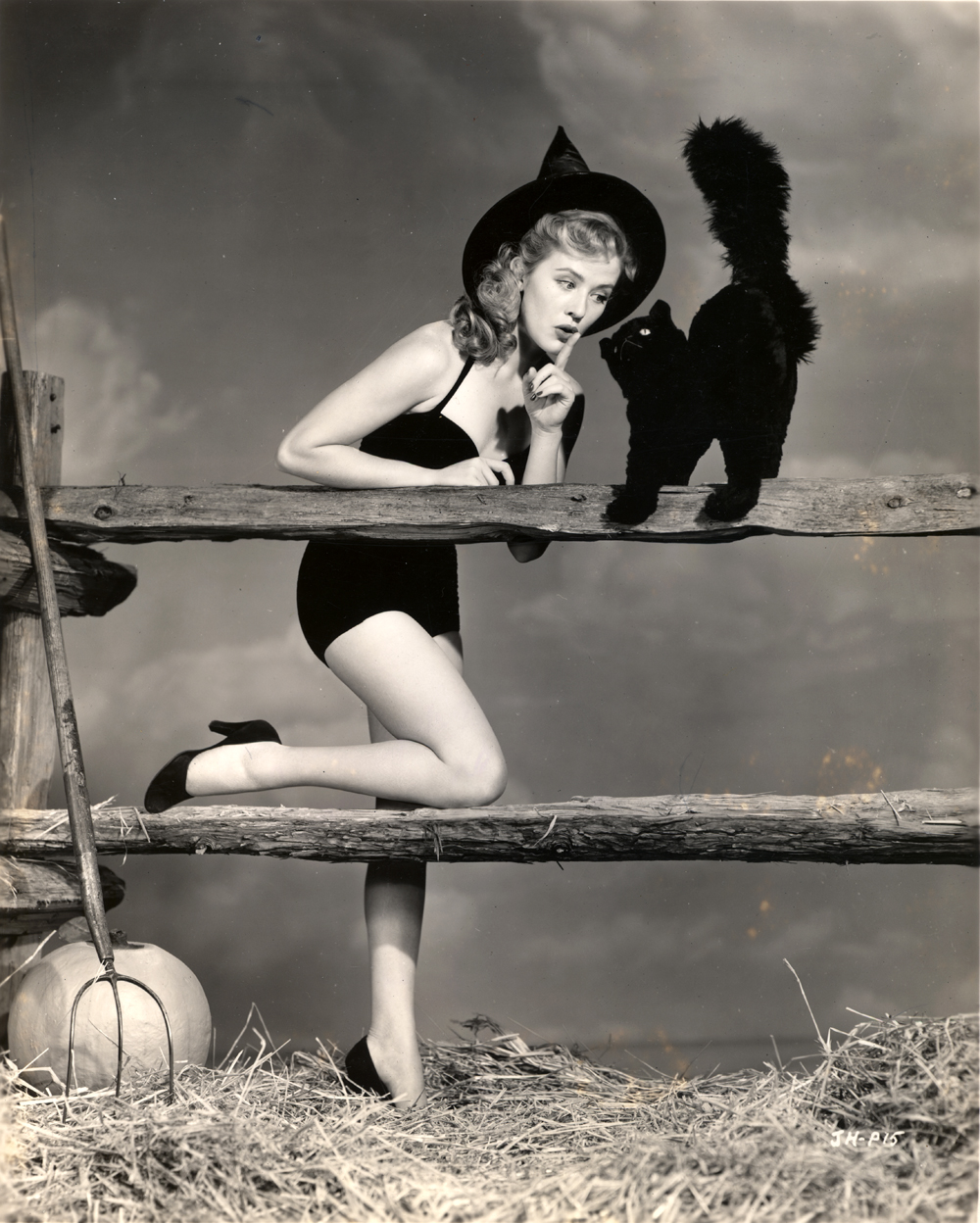 """Featuring the """"Sexy Witch"""" blog of fun images from the pre-1800s to"""