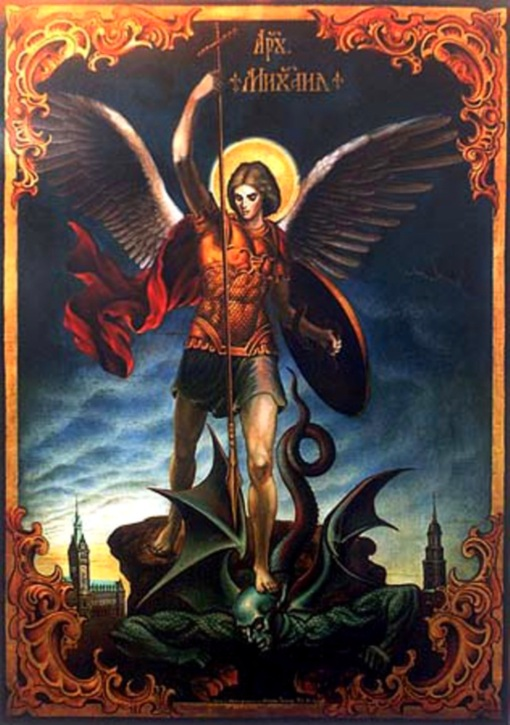 Saint Michael (3)