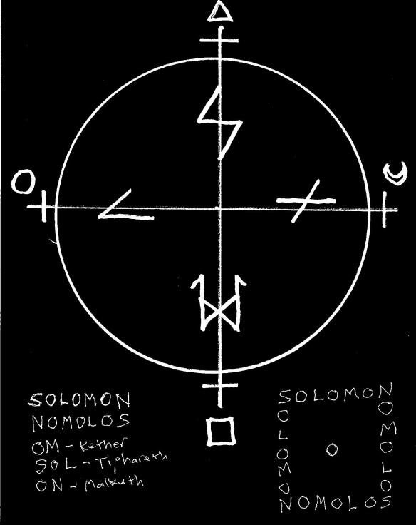 Solomon Sigil - Copy