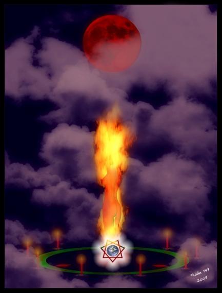 Babalon Moon Fire