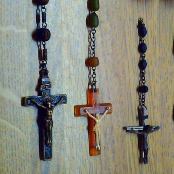 Old Rosaries