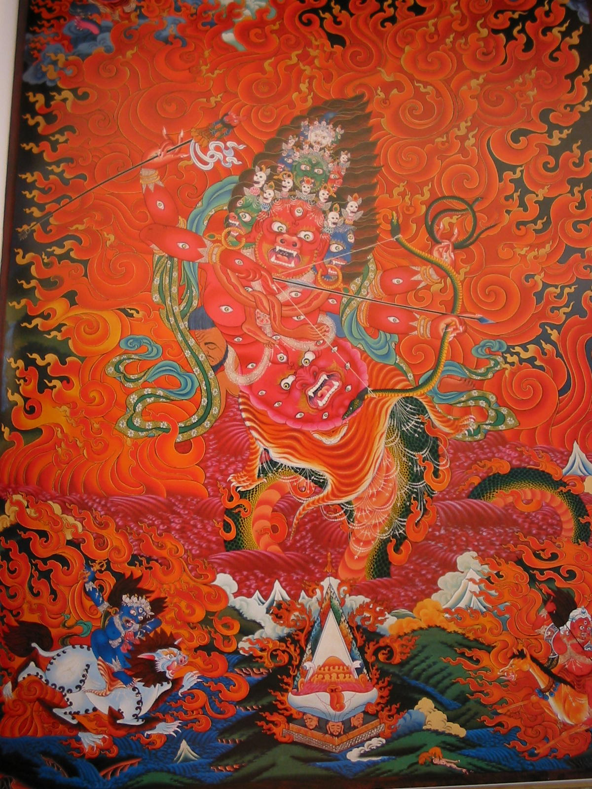 The Tibetan Bon Terma of the Naga/Serpent Cults containing The ...