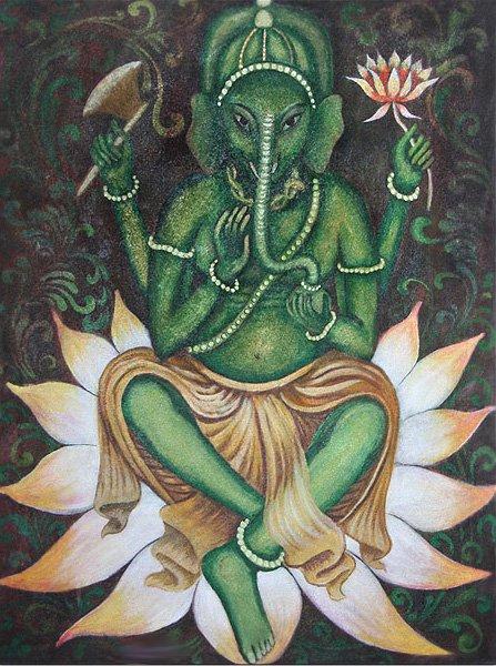 Ganesha Green