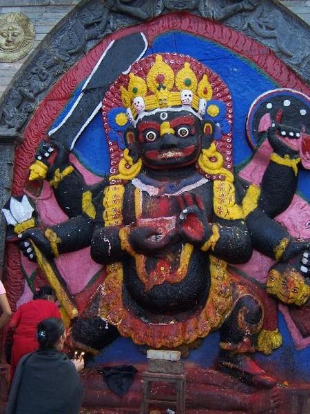 kal bhairav