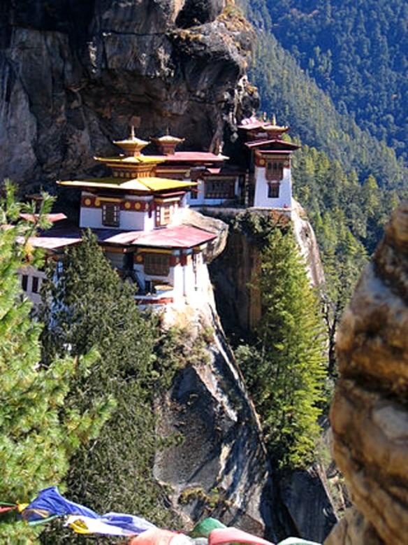 Taktshang Goemba Tigers Lair Monastery Bhutan (5)