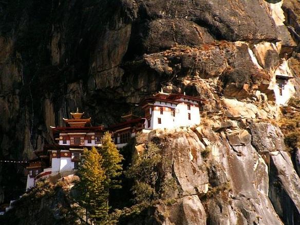 Taktshang Goemba Tigers Lair Monastery Bhutan (6)