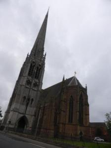St Walburge's