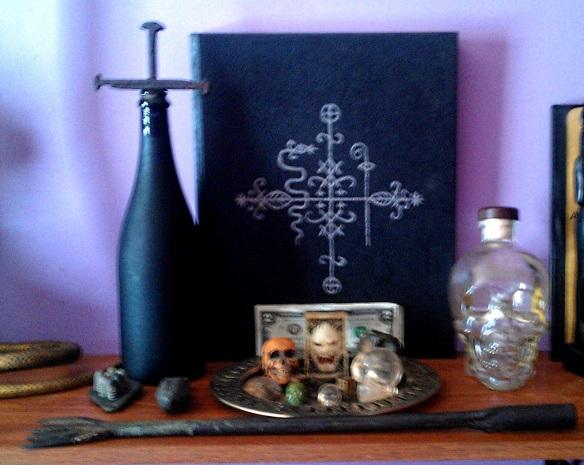 Vovoun Altar 17 Feb 2014 (2)