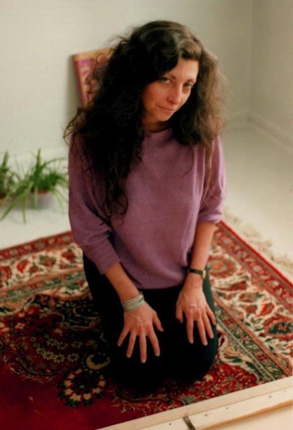 Linda Kneeling Coy