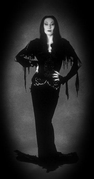 Morticia Addams 13