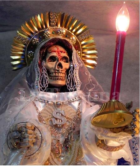 Santa Sima La Muerte